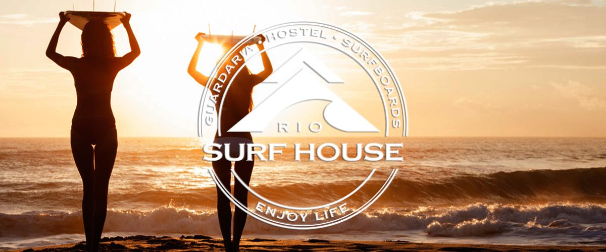 Aulas de Surf - Rio Surf House, Rio de Janeiro, RJ