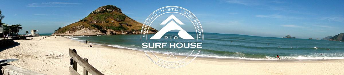 Rio Surf House, Hostel, Recreio, Rio de Janeiro