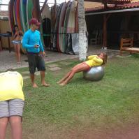 Curso de Apnéia, Rio Surf House